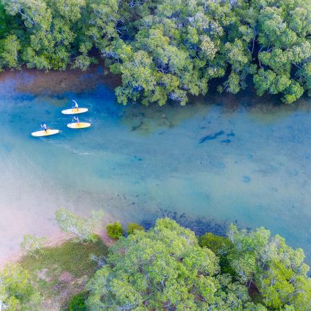 SUP Byron Bay