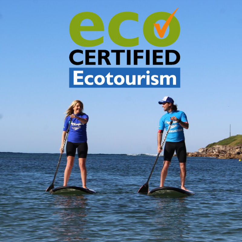 SUP Eco Certified